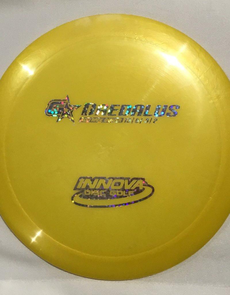 Innova Innova Daedalus GStar Yellow 171g 13/6/-3/2