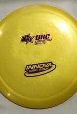 Innova Innova Orc GStar Yellow 175g 10/4/-1/3