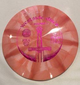 Westside Discs Westside Sword Tournament Burst Pink 175g 12/5/-0.5/2