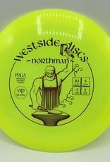 Westside Discs Westside Northman VIP 174g Yellow 10/5/-1/2