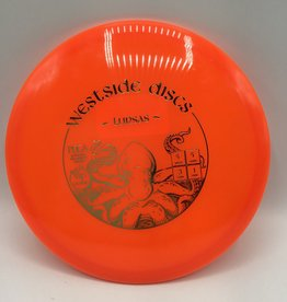 Westside Discs Westside Tursas VIP Orange 179g 5/5/-3/1