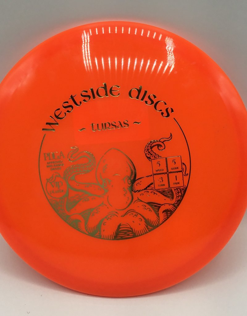 Westside Discs Westside Tursas VIP Orange 179g 5/5/-3/1