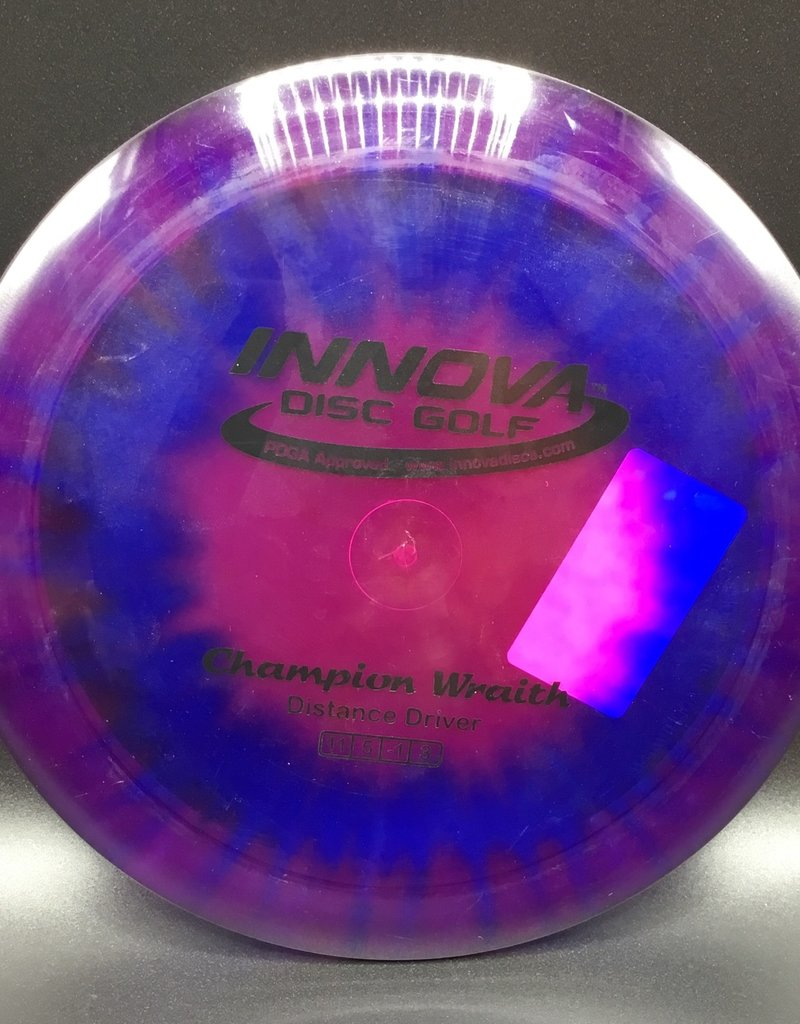 Discmania Innova Wraith Champion Purple/Blue 170g 11/5/-1/3