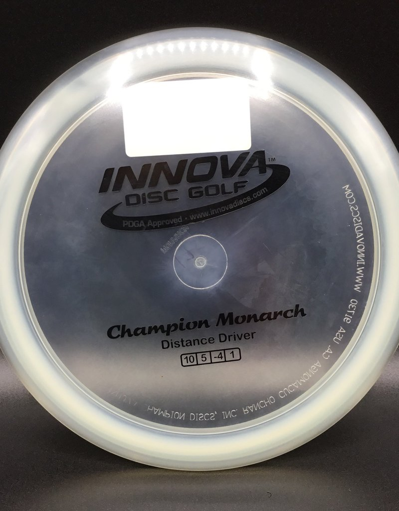 Innova Innova Monarch Champion Clear 175g 10/5/-4/1