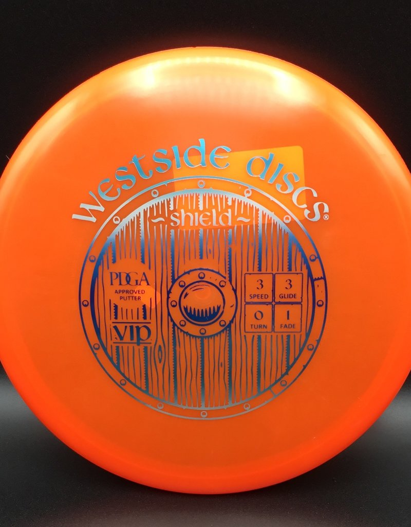 Westside Discs Westside Shield Vip Orange 175g 3/3/0/1