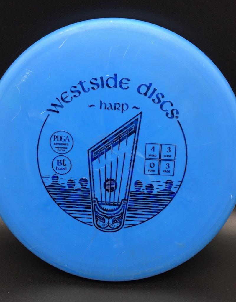 Westside Discs Westside Harp BT Hard Blue 174g 4/3/0/3