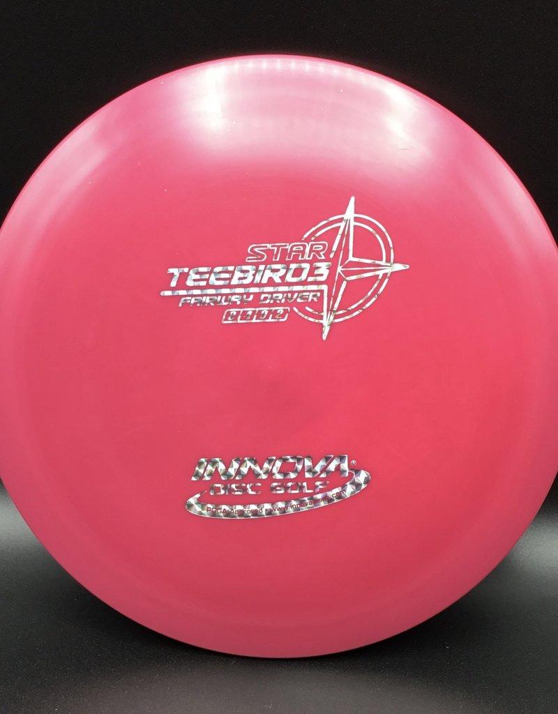 Innova Innova Teebird3 Star Hot Pink 170g 8/4/0/2