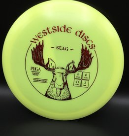 Westside Discs Westside Stag Tournament Yellow 170g 8/6/0/3