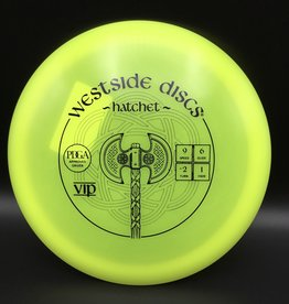 Westside Discs Westside Hatchet Vip Yellow 173g 9/6/-2/2