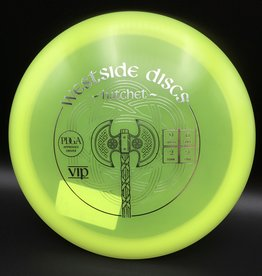 Westside Discs Westside Hatchet Vip Yellow 172g  9/6/-2/2