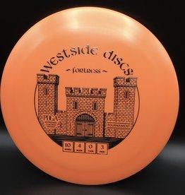 Westside Discs Westside Fortress Tournament Orange 174g 10/4/0/3