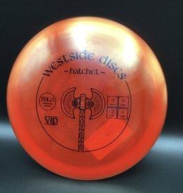 Westside Discs Westside Hatchet Vip Red 174g 9/6/-2/1