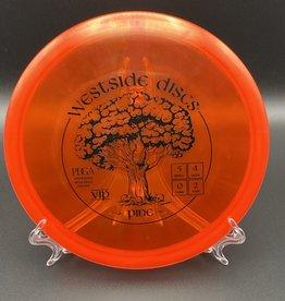 Westside Discs Westside Pine Vip Red 178g 5/4/0/2