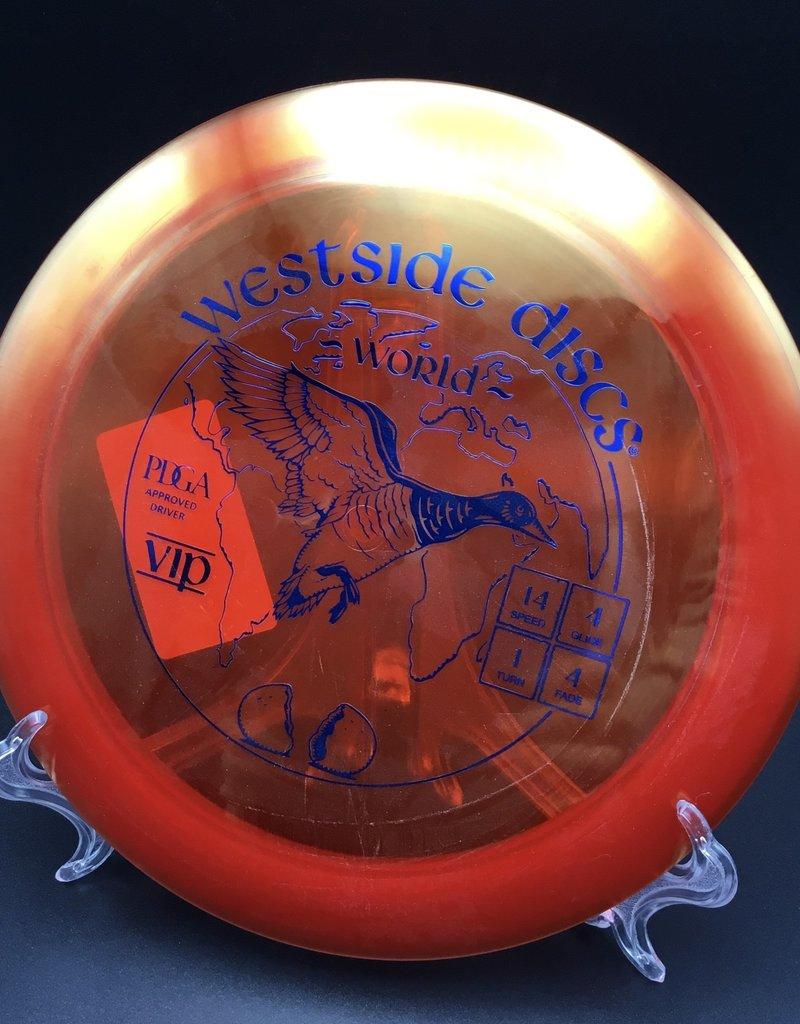 Westside Discs Westside World Vip Red174g 14/4/1/4