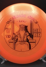 Westside Discs Westside King VIP Air 174g Orange 14/5/-1/4