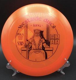 Westside Discs Westside King VIP Air 174g Orange 14/5/-1/4