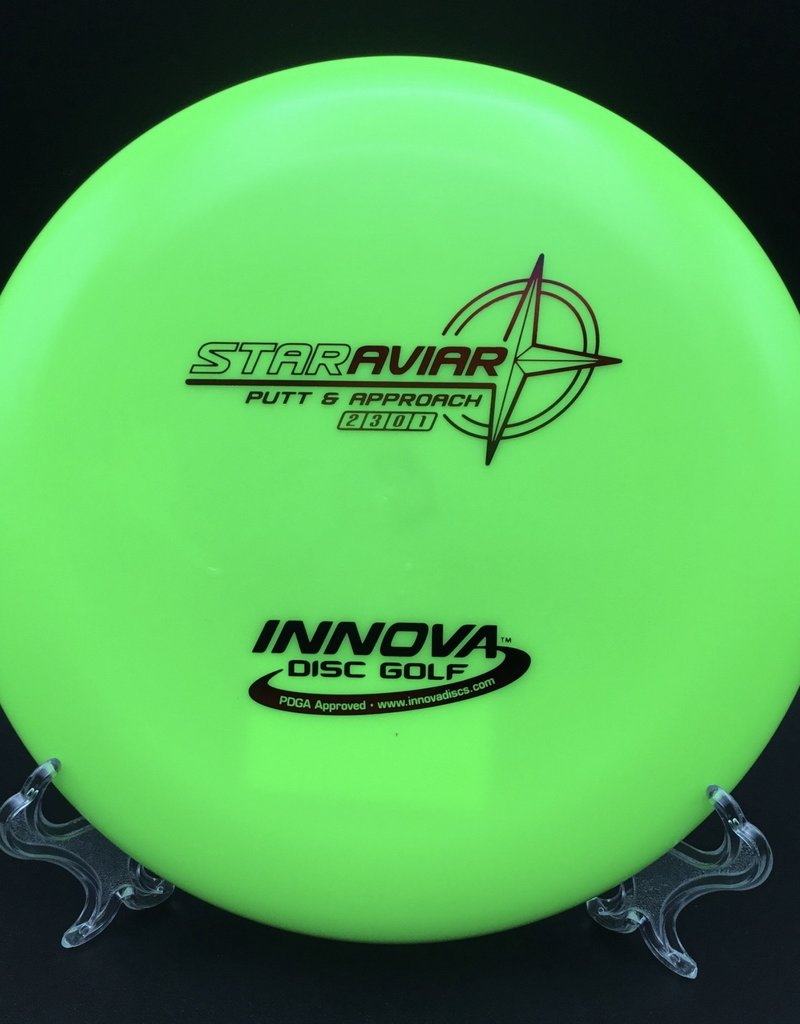 Innova Innova Aviar Star Green 175g 2/3/0/1
