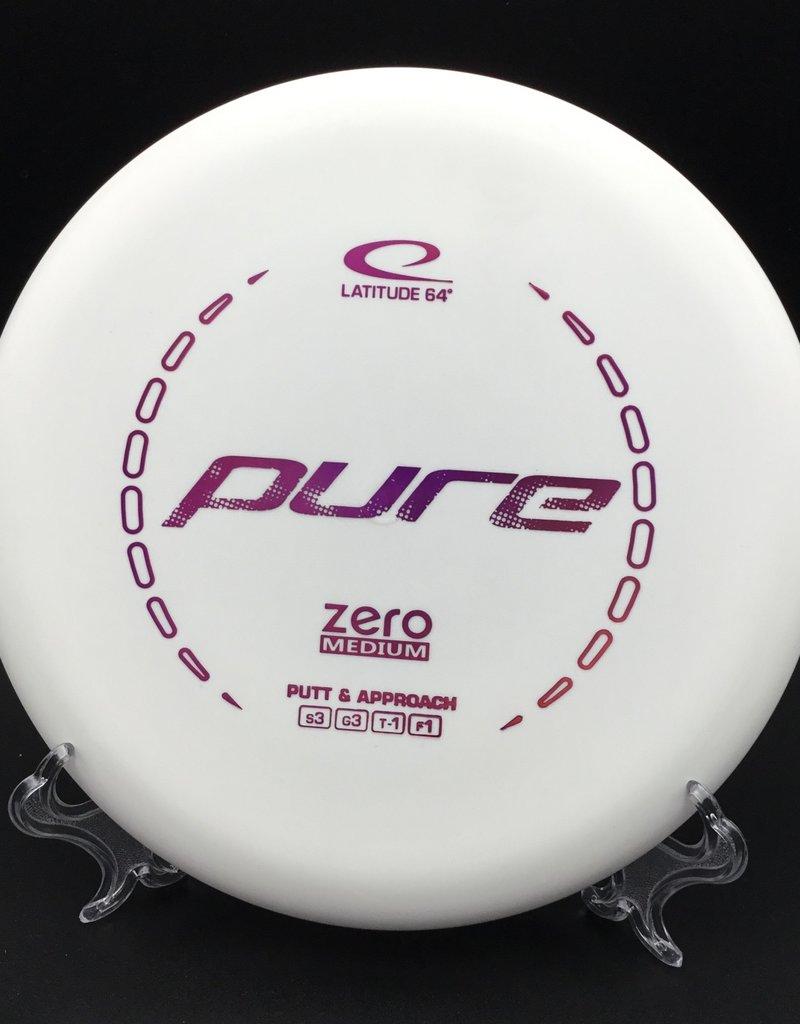 Latitude 64 Zero Pure Medium White 174g 3/3/-1/1