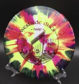 Westside Discs Westside Harp VIP MYDYE 174g 4/3/0/3