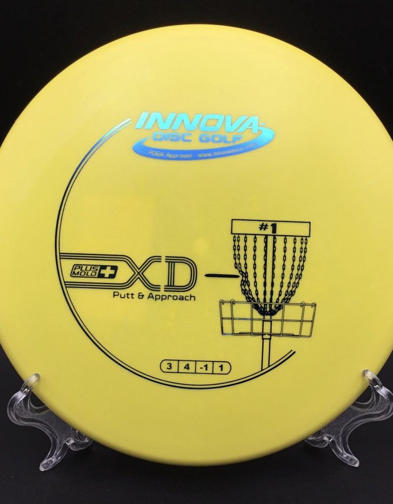 Innova Innova XD+ DX Yellow 168g 3/4/-1/1