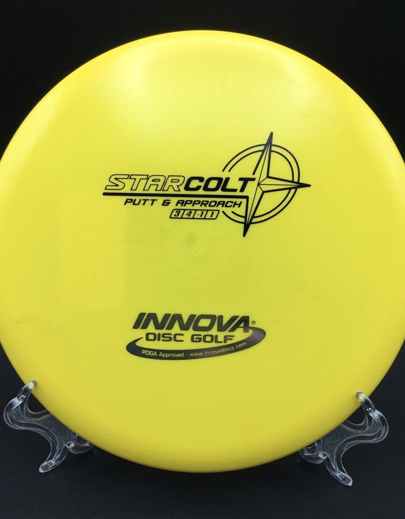 Innova Innova Colt Star Yellow 175g 3/4/-1/1