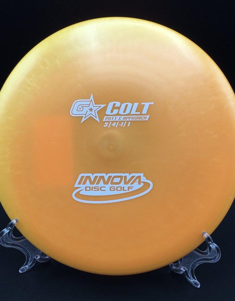 Innova Innova Colt Gstar Orange 172g 3/4/-1/1