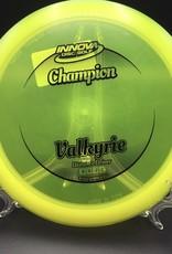 Innova Innova Valkyrie Champion Yellow 175 9/5/-2/2