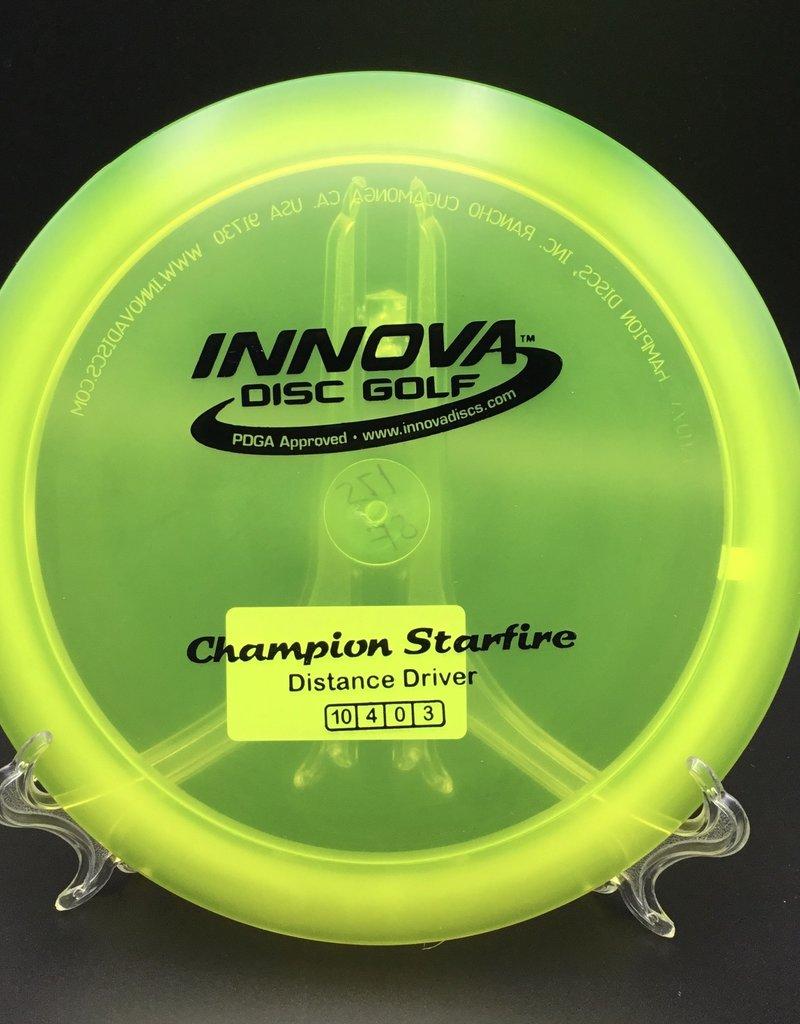 Innova Innova Starfire Champion Yellow 175g 10/4/0/3