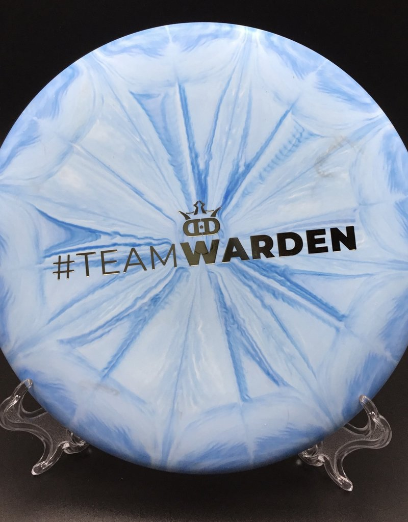 Dynamic Discs Dynamic Warden Classic Blend Blue 175g 2/4/0/0.5