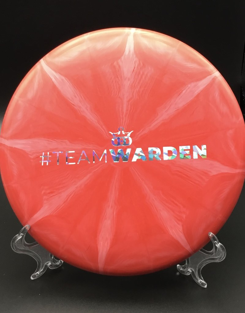 Dynamic Discs Dynamic Warden Classic Blend Red 176g 2/4/0/0.5