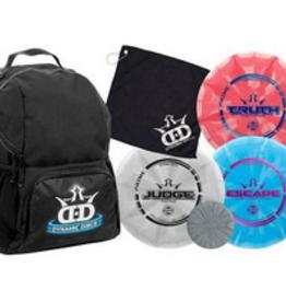 Dynamic Discs Dynamic Discs Cadet Starter Disc Golf Set With black Bag