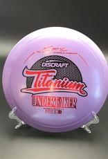 Discraft Titanium Undertaker 174 Paul Mcbeth 9/5/-1/2 1.4