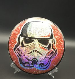 Discraft Buzz starwars sparkle full soil storm trooper 179g 5/4/-1/1