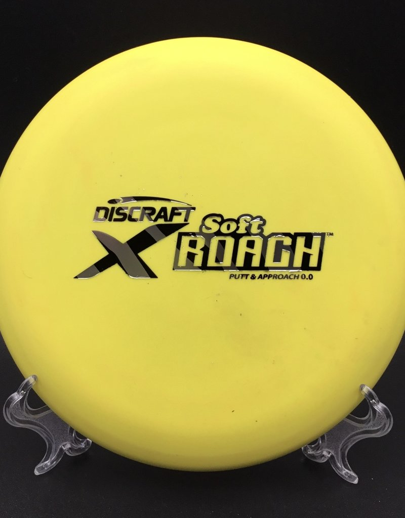Discraft Roach X Soft Yellow 175g 2/4/0/1