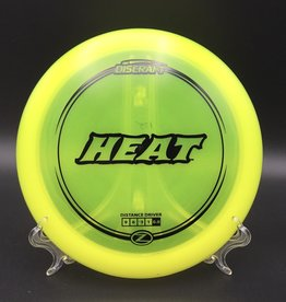 Discraft Heat Z Yellow 175g 9/6/-3/1