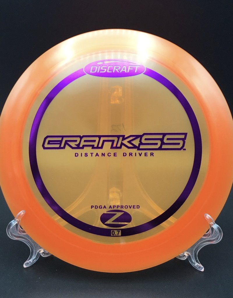 Discraft Crank SS Z Orange 172g 13/5/-3/2
