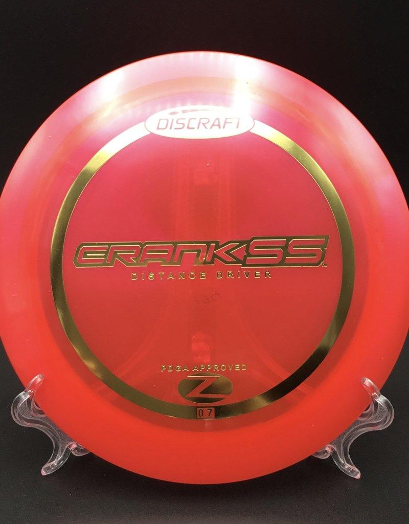 Discraft Crank SS Z Red 174g 13/5/-3/2