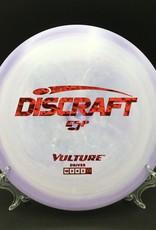 Discraft Vulture ESP Purple Marble 173g 10/5/0/2