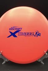 Discraft Buzzz X Red 166g 5/4/-1/1