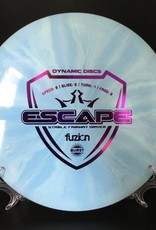 Dynamic Discs Dynamic Disc Escape Fuzion Burst Blue 173g 9/5/-1/2