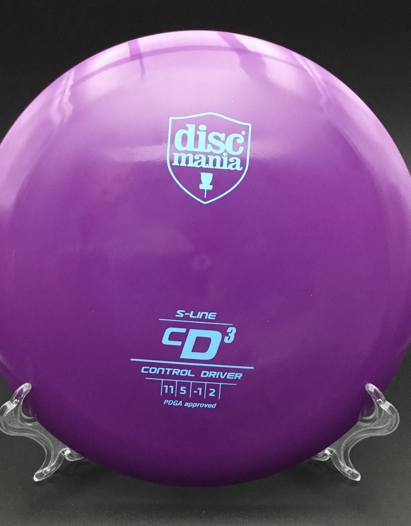 Discmania Discmania CD3 S-Line Purple 175g 11/5/-1/2