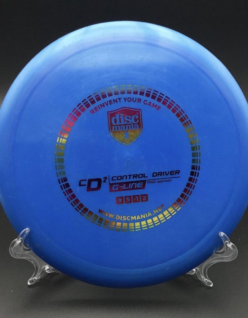 Discmania Discmania CD2 G-Line Blue 170g 9/5/-1/2
