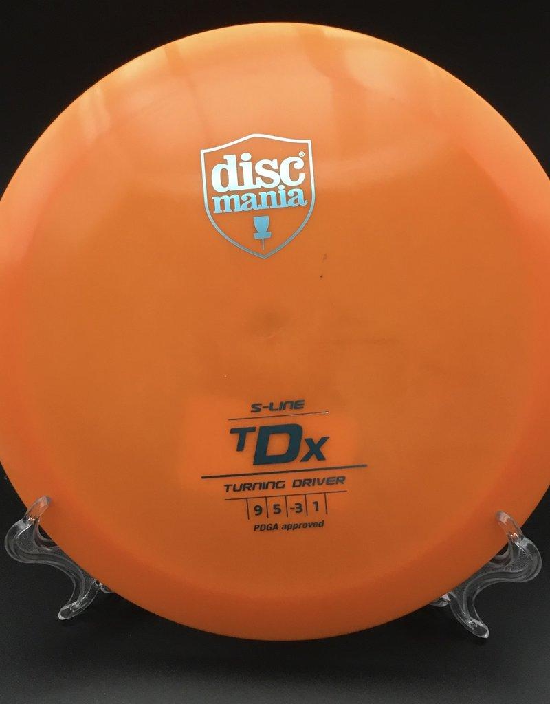 Discmania Discmania TDX S-Line Orange 175g 9/5/-3/1