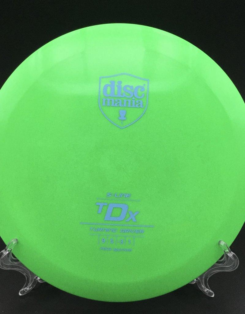 Discmania Discmania TDX S-Line Lite Green 175g 9/5/-3/1