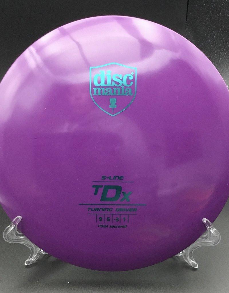 Discmania Copy of Discmania TDX S-Line Lite Green 175g 9/5/-3/1