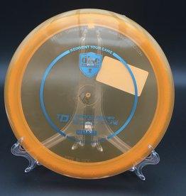 Discmania Discmania TD C-Line Transparent Orange 175g 10/5/-2/1