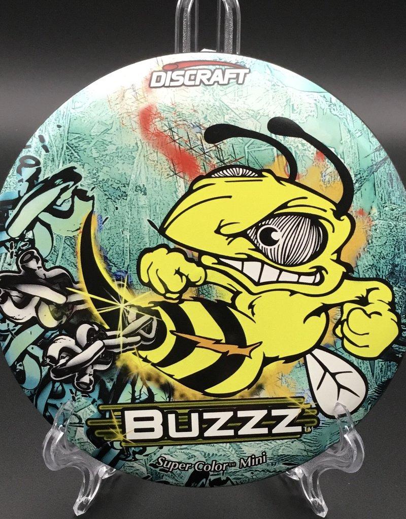 Discraft Buzz MINI Super Color Blue