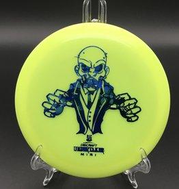 Discraft Undertaker MINI Big Z Yellow