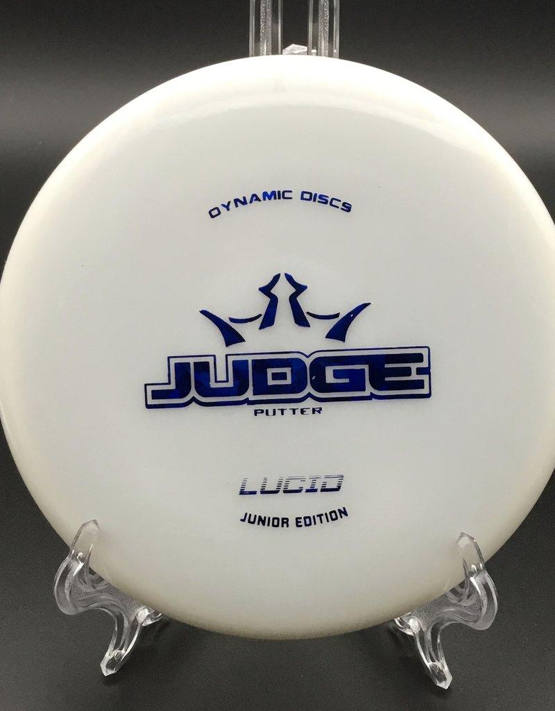 Dynamic Discs Dynamic Discs Judge MINI Lucid White