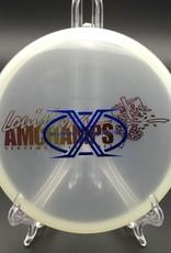 Dynamic Discs Dynamic Discs Judge MINI Misprint Blue Stamp